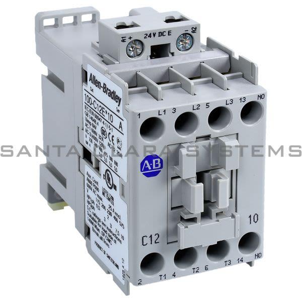Allen Bradley 100-C12EJ10 Contactor Product Image