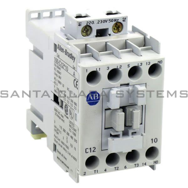 Allen Bradley 100-C12F10 Contactor Product Image
