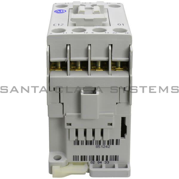 Allen Bradley 100-C12J01 Contactor Product Image
