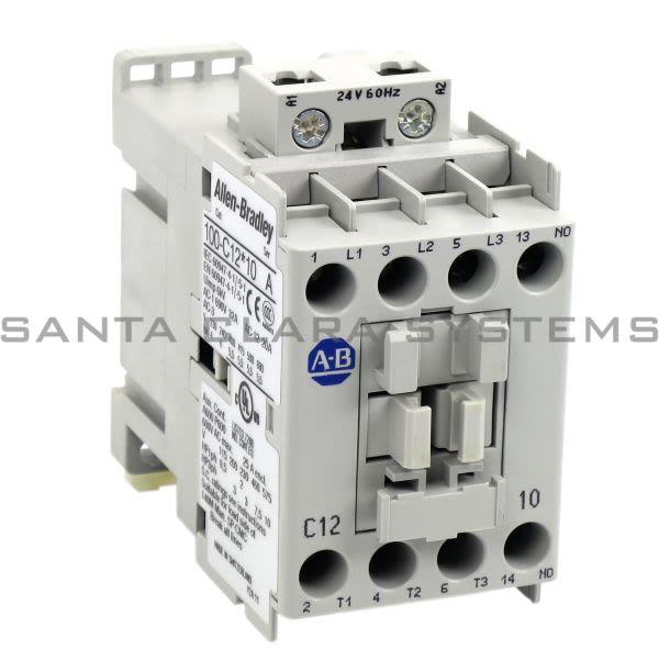 Allen Bradley 100-C12J10 Contactor Product Image