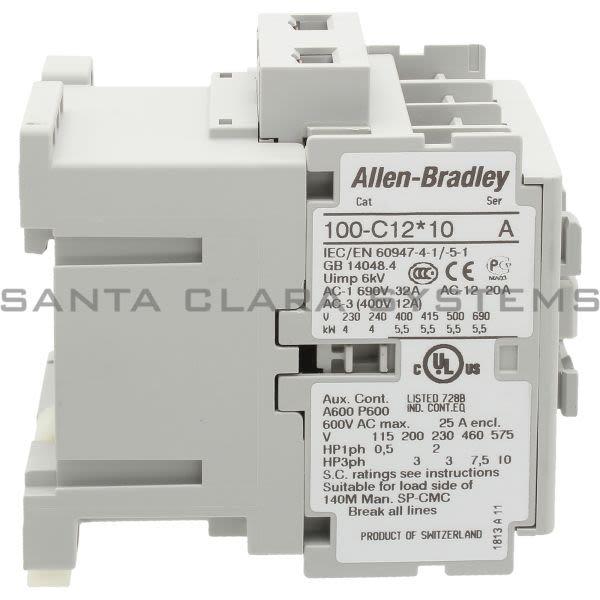 Allen Bradley 100-C12K10  Product Image