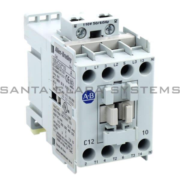 Allen Bradley 100-C12KD10 Contactor Product Image