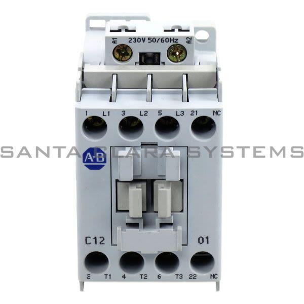 Allen Bradley 100-C12KF01 Contactor Product Image