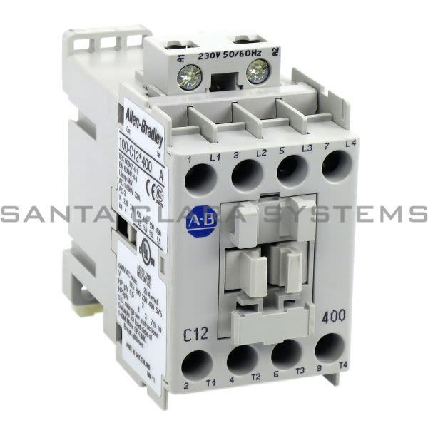 Allen Bradley 100-C12KF400 Contactor Product Image