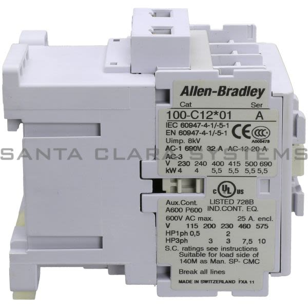 Allen Bradley 100-C12KJ01  Product Image