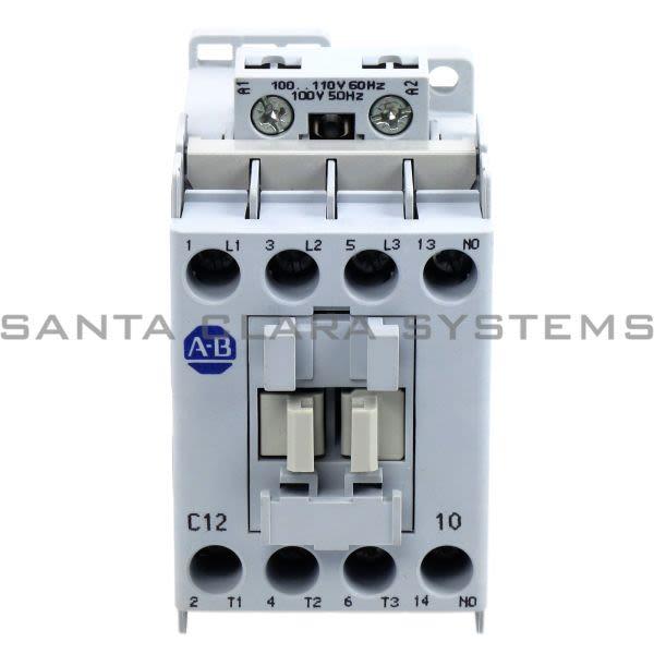 Allen Bradley 100-C12KP10 Contactor Product Image