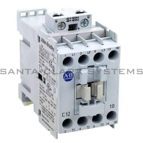 Allen Bradley 100-C12X10 Contactor Product Image