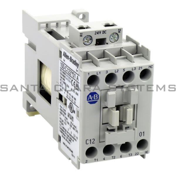 Allen Bradley 100-C12ZJ01 Contactor Product Image