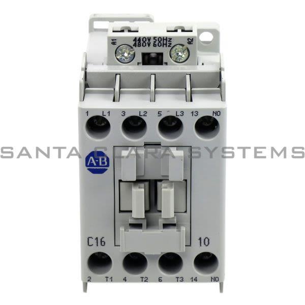 Allen Bradley 100-C16B10 Contactor Product Image