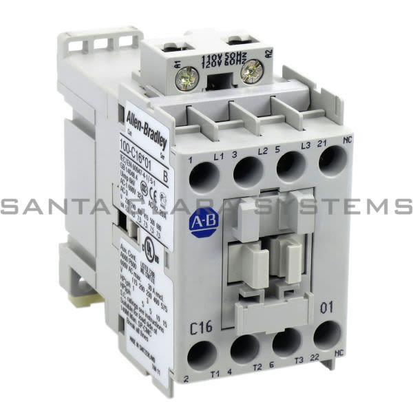 Allen Bradley 100-C16D01 Contactor Product Image