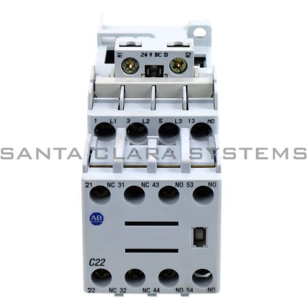 Allen Bradley 100-C16DJ32 Contactor Product Image