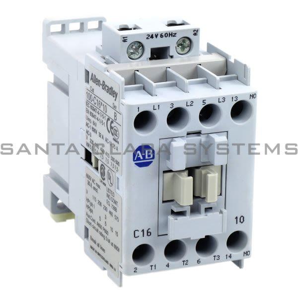 Allen Bradley 100-C16J10 Contactor Product Image