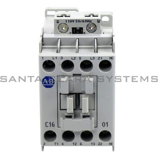 Allen Bradley 100-C16KD01 Contactor Product Image