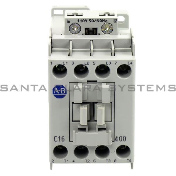 Allen Bradley 100-C16KD400 Contactor Product Image