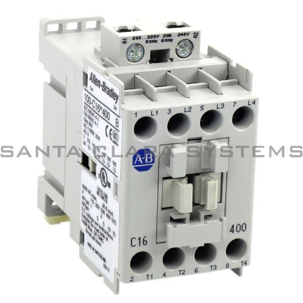 Allen Bradley 100-C16L400 Contactor Product Image