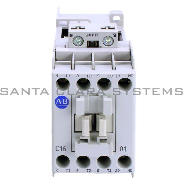 Allen Bradley 100-C16ZJ01 Contactor Product Image