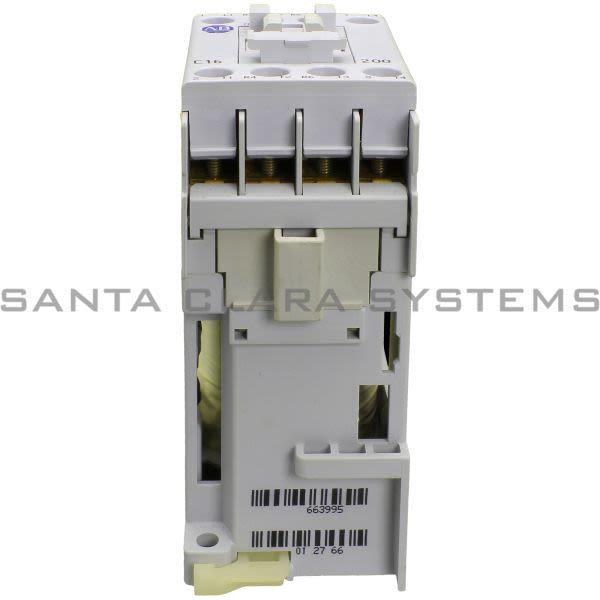 Allen Bradley 100-C16ZJ200 Contactor Product Image