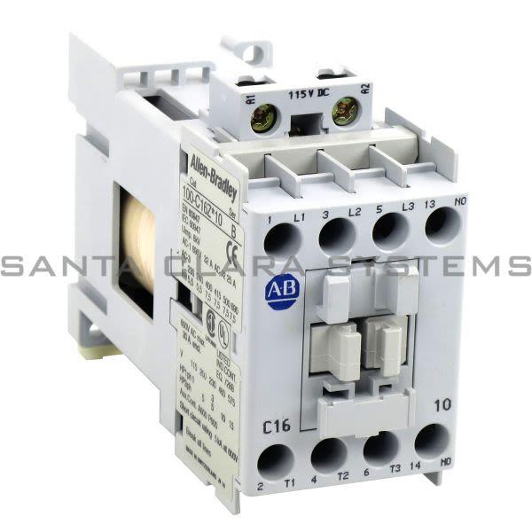 Allen Bradley 100-C16ZP10 Contactor Product Image
