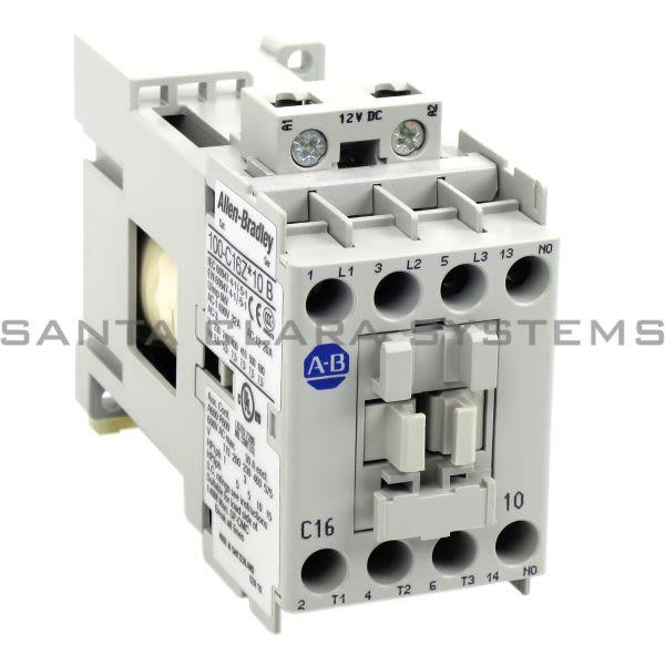 Allen Bradley 100-C16ZQ10 Contactor Product Image