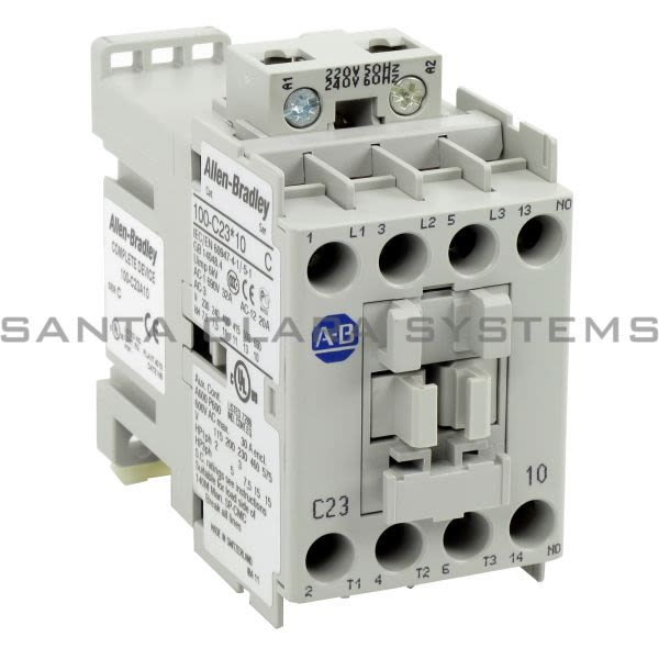 Allen Bradley 100-C23A10 Contactor Product Image