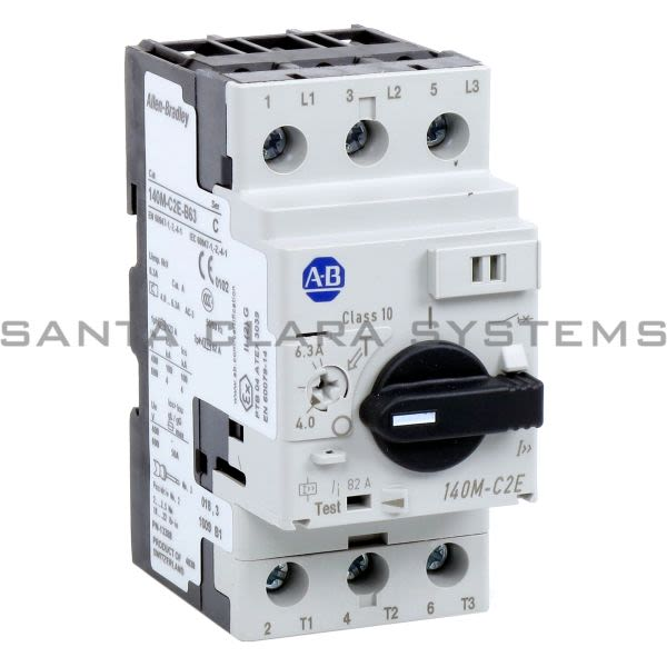 Allen Bradley 140M-C2E-B63 Circuit Breaker Product Image