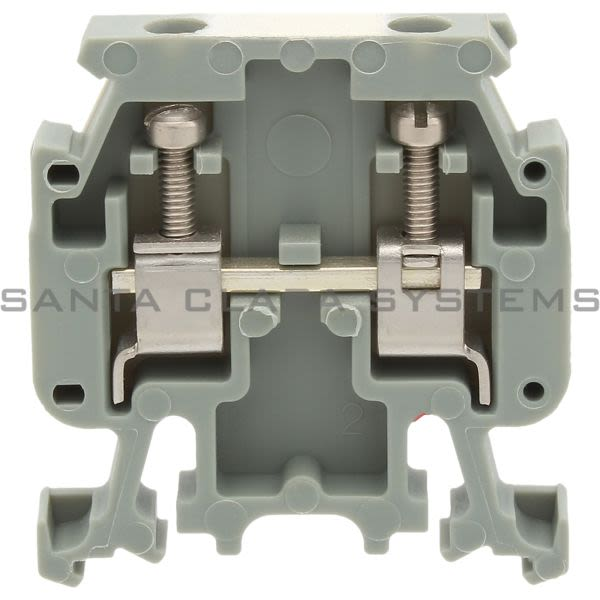 Allen Bradley 1492-HM1GY Terminal Block Gray Product Image