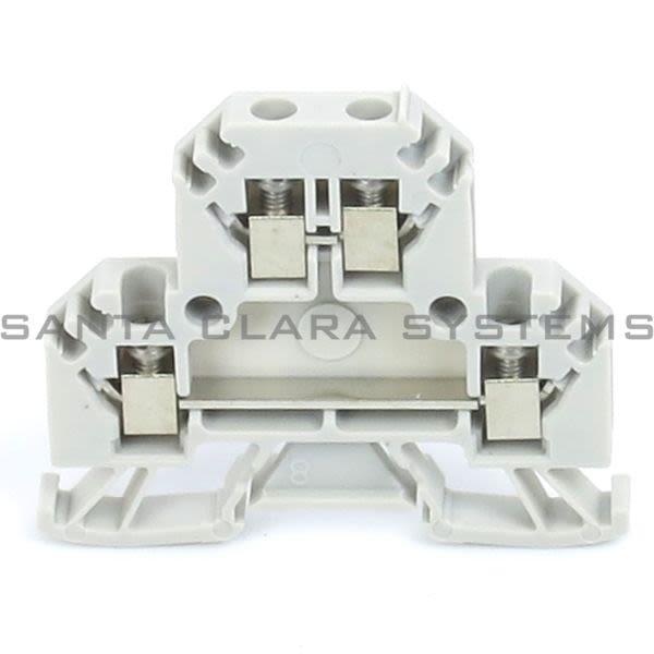 Allen Bradley 1492-WMD1 IEC Dbl Circ Miniature Grey Product Image