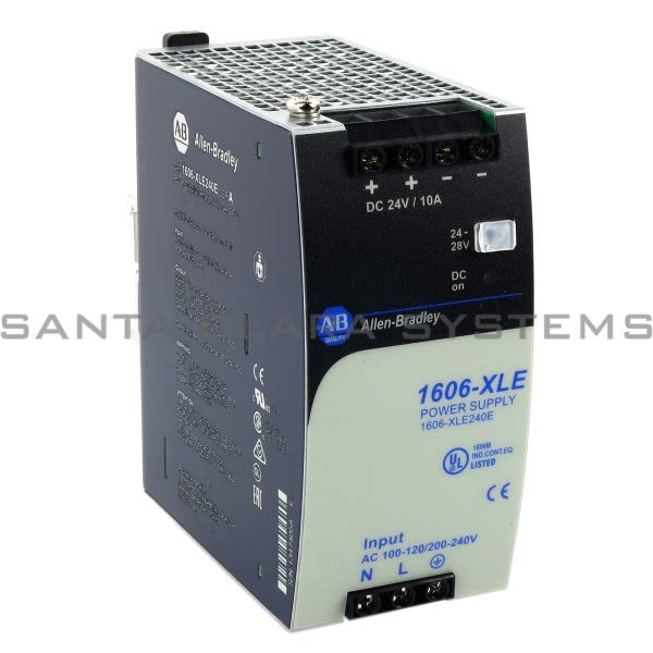 Allen Bradley 1606-XLE240E Power Supply Product Image