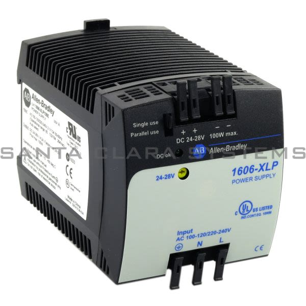 Allen Bradley 1606-XLP100E Power Supply Product Image