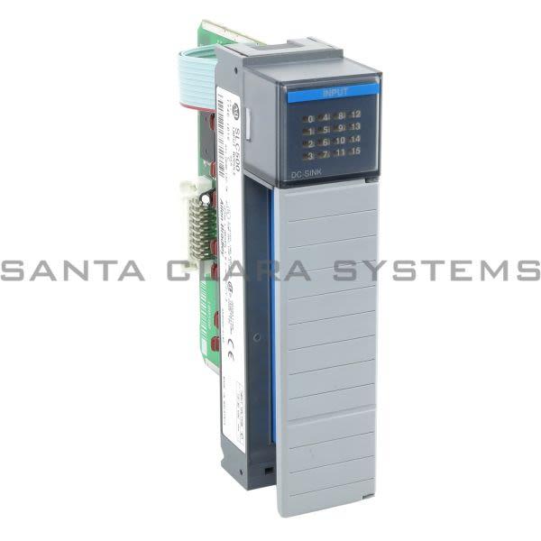 Allen Bradley 1746-IB16 Input Module | SLC 500 Product Image