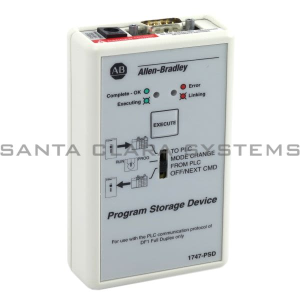 Allen Bradley 1747-PSD Program Storage Device | SLC 5/03 Thru 5/05 Product Image