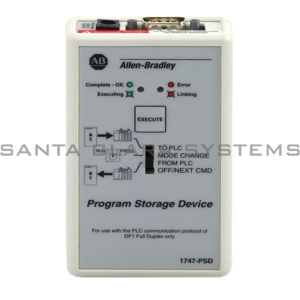 Allen Bradley 1747-PSD Program Storage Device   SLC 5/03 Thru 5/05 Product Image