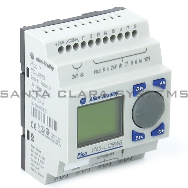 1760-L12BWB Allen Bradley PICO Controller | MicroLogix Out of Stock ...