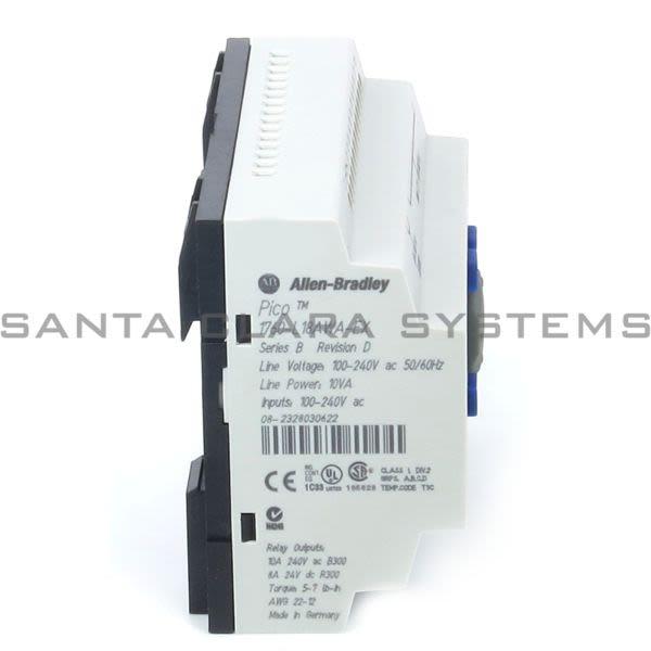 Allen Bradley 1760-L18BWB-EX PICO Controller Product Image
