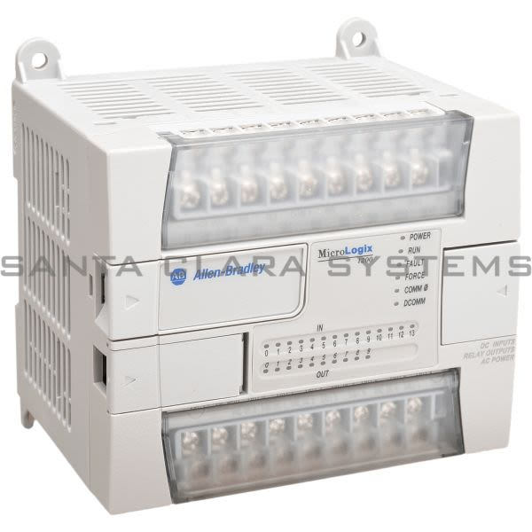1762-L24BWA Controller | MicroLogix 1200 In-Stock. Ships Today ...