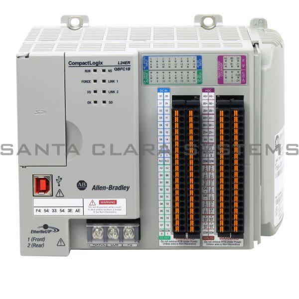 Allen Bradley 1769-L24ER-QBFC1B Controller Product Image