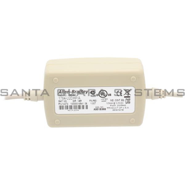 Allen Bradley 1784-U2DHP USB to Data Highway Plus Cable Product Image
