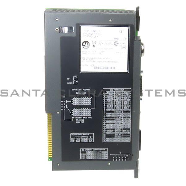 Allen Bradley 1785-L80E Ethernet/IP PLC-5/80 Controller, 100K Word SRAM Product Image