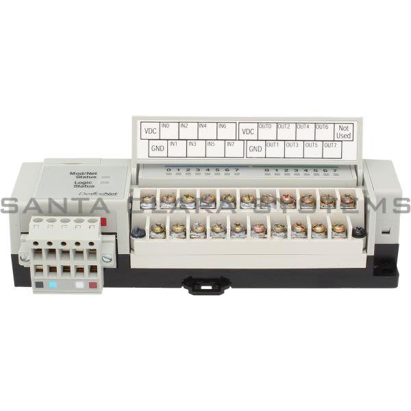 Allen Bradley 1791D-8B8P I/O Block | DeviceNet Compactblock | 97240473 Product Image