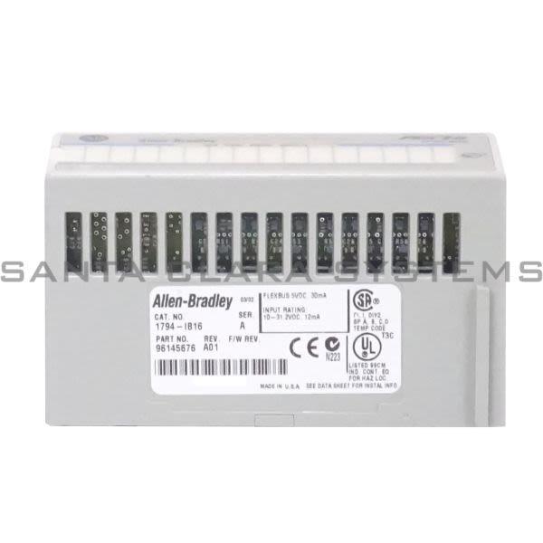 Allen Bradley 1794-IB16 Input Module | FlexLogix Product Image