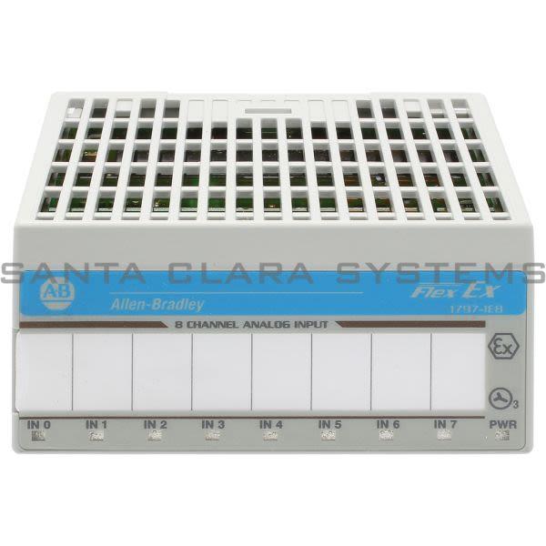 Allen Bradley 1797-IE8 EX Analog Input Module | FLEX EX I/O Product Image