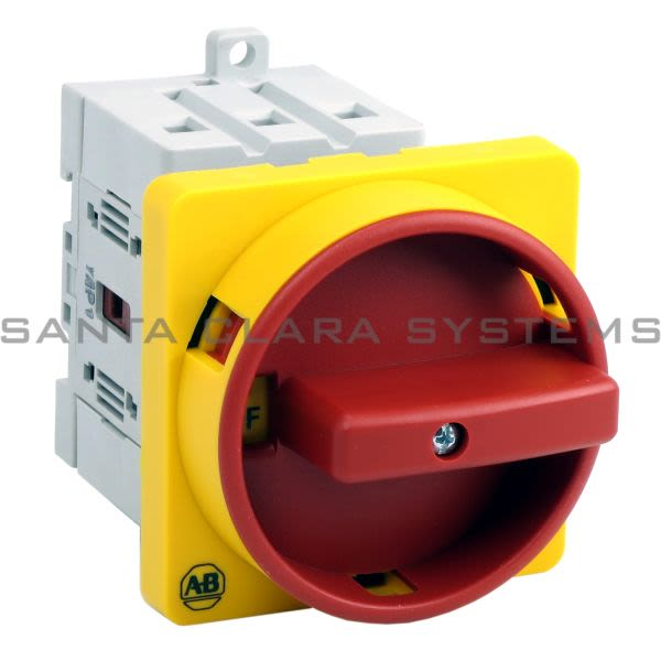Allen Bradley 194E-E25-1753-6N Load Switch Product Image