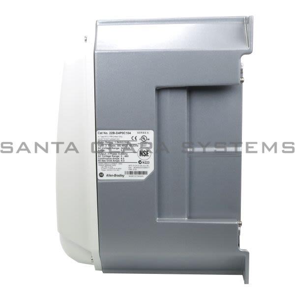 Allen Bradley 22B-D4P0C104 PowerFlex 40 AC Drive Product Image