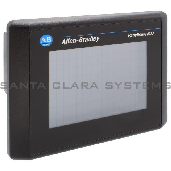 Allen Bradley 2711-T6C20L1 PanelView 600 Product Image