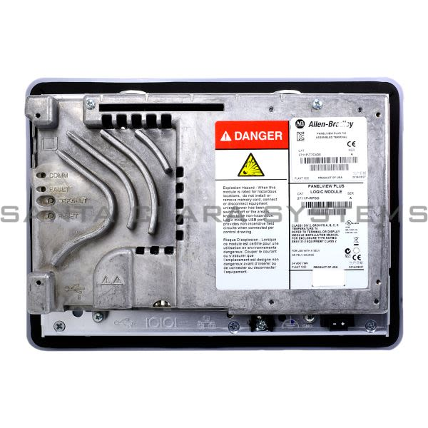 Allen Bradley 2711P-T7C4D8 PanelView Plus 6, 700 Product Image