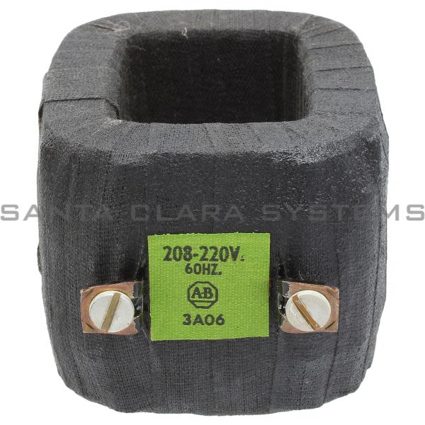 Allen Bradley 3A06 Coil Product Image
