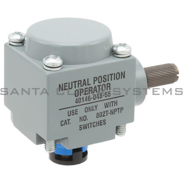 Allen Bradley 40146-048-55 Limit Switch Head Product Image