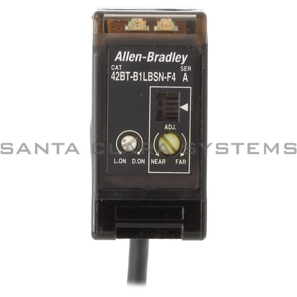 Allen Bradley 42BT-B1LBSN-F4 PhotoSwitch Product Image
