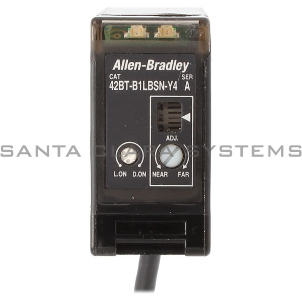 Allen Bradley 42BT-B1LBSN-Y4 PhotoSwitch Product Image