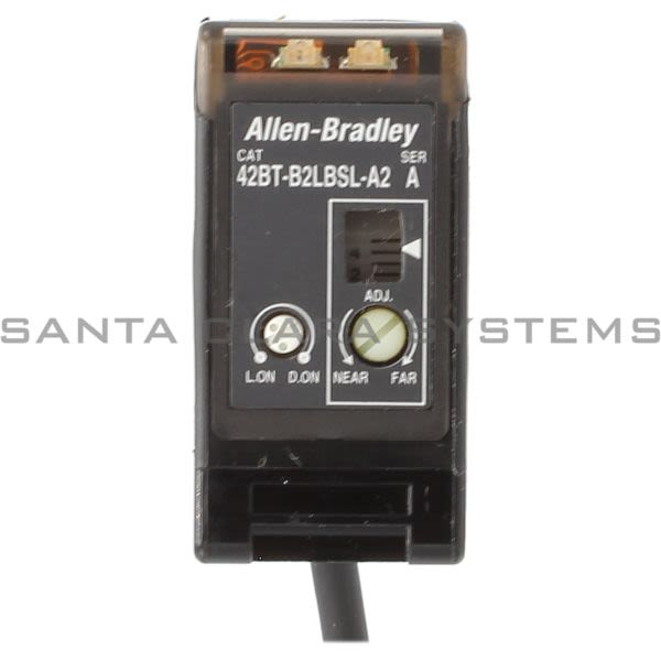 Allen Bradley 42BT-B2LBSL-A2 PhotoSwitch Product Image